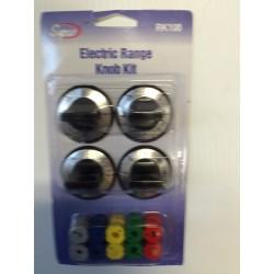 Ensemble de bouton knob 4 rk100