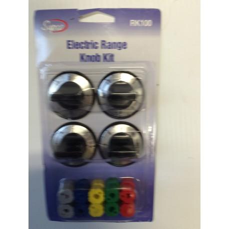 Ensemble de bouton knob 4