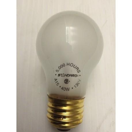 Ampoule de four ou frigo