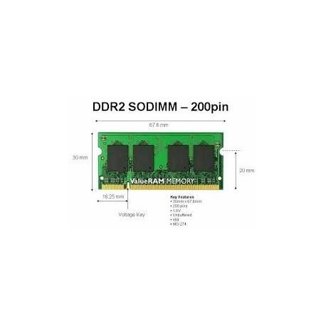 2Go DDR 2 SODIMM