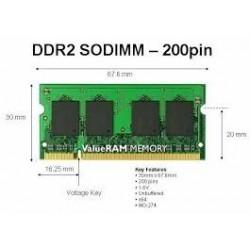 1 Go DDR 2 SODIMM