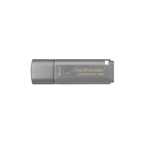 Clé usb Kingston 8 Go DataTraveler Locker+G3