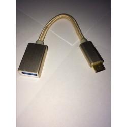 Câble USB-C à USB 3.1 F