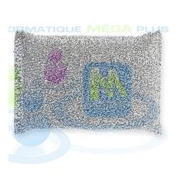 Éponge Anti-Bactérien sans égratignure à usage multiple