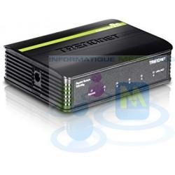 TRENDnet 5-Port Gigabit GREENnet Switch