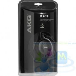 AKG Mini casque pliable K 403
