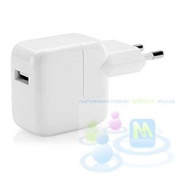 Adapteur de courant USB 10W Apple